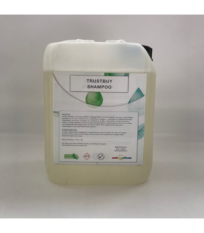Trustbuy Shampoo 5 liter