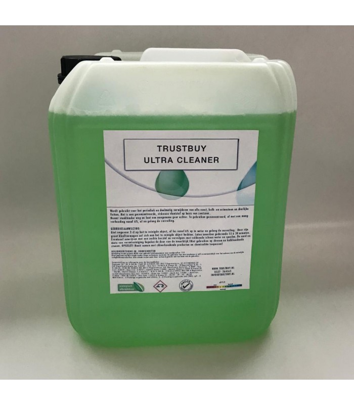 Trustbuy ultra cleaner (10 liter)